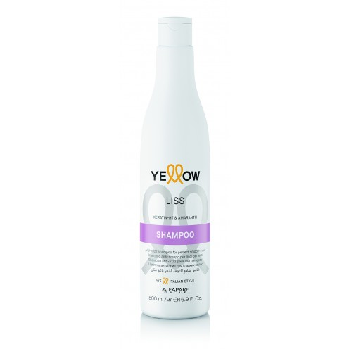 SHAMPOOING YELLOW LISS 500 ML