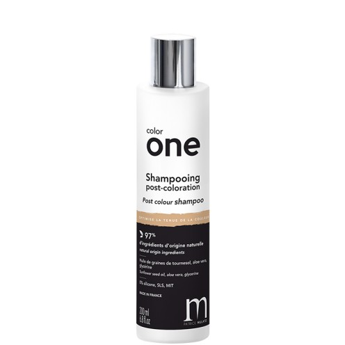 SHAMPOOING POST-COLORATION COLOR ONE 200 ML