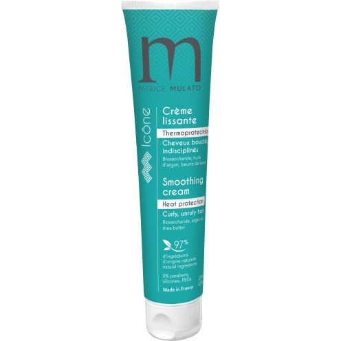 CREME LISSANTE THERMOPROTECTRICE CHEVEUX BOUCLES 125 ML