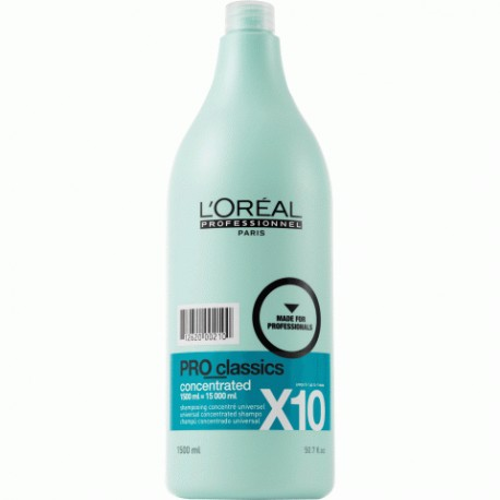 SHAMPOOING PRO CLASSICS UNIVERSEL CONCENTRE A DILUER