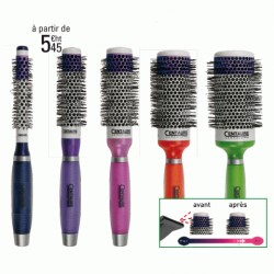 LOT DE 5 BROSSES MANISILIK