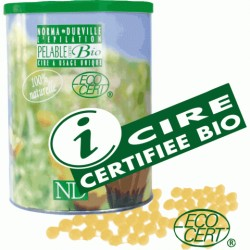 CIRE PELABLE BIO POT 800GR