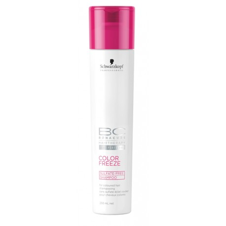 SHAMPOOING COULEUR SANS SULFATE 250 ML BC COLOR FREEZE