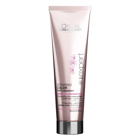 SHAMPOOING SOFT CLEANSER SANS SULFATE 150 ML VITAMINO COLOR A-OX