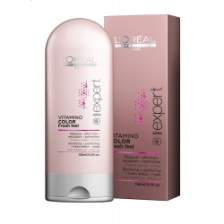 MASQUE FRESH FEEL PERFECTEUR COULEUR ET ASSOUPLISSANT SANS SULFATE 150 ML VITAMINO COLOR A-OX