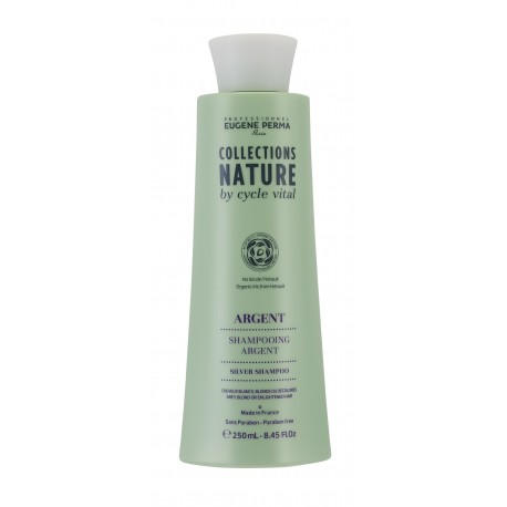 SHAMPOOING ARGENT 250ML COLLECTIONS NATURE EUGENE PERMA