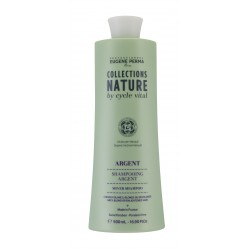 SHAMPOOING ARGENT 500ML COLLECTIONS NATURE EUGENE PERMA