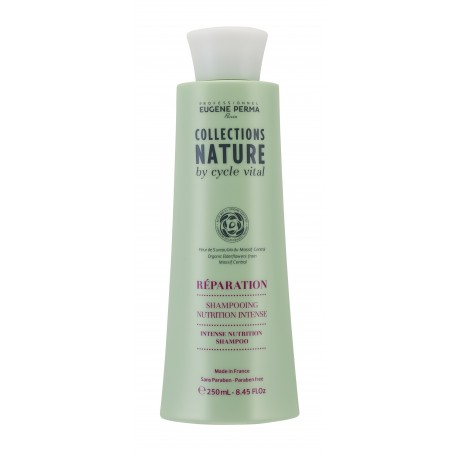 SHAMPOOING NUTRITION INTENSE 250ML COLLECTIONS NATURE EUGENE PERMA