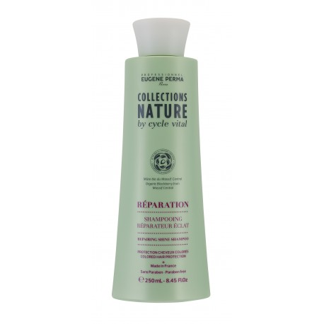 SHAMPOOING REPARATEUR ECLAT 250ML COLLECTIONS NATURE EUGENE PERMA