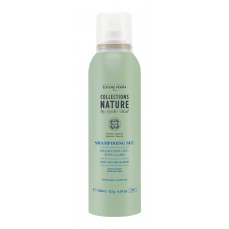 SHAMPOOING SEC TON CLAIR 200ML COLLECTIONS NATURE EUGENE PERMA