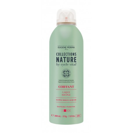 LAQUE SOUPLE 300ML COLLECTIONS NATURE EUGENE PERMA