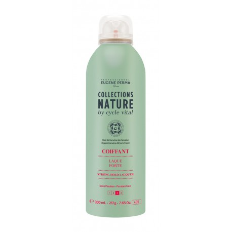 LAQUE FORTE 300ML COLLECTIONS NATURE EUGENE PERMA