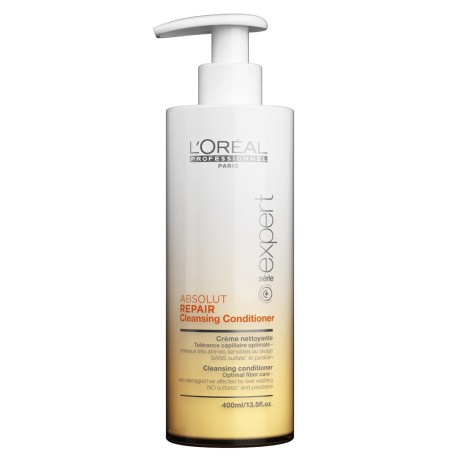CLEANSING CONDITIONNERS ABSOLUT REPAIR L'OREAL EXPERT 400 ML