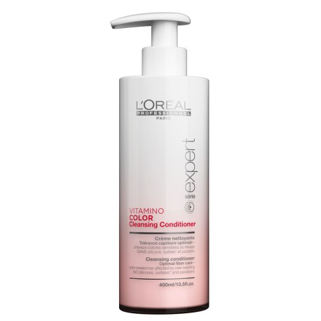 CLEANSING CONDITIONNERS VITAMINO COLOR L'OREAL EXPERT 400 ML