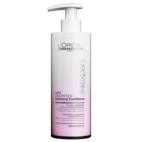 CLEANSING CONDITIONNERS LISS UNLIMITED L'OREAL EXPERT 400 ML
