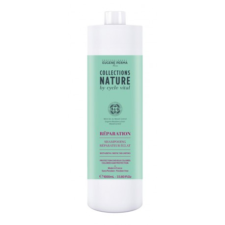 SHAMPOOING REPARATEUR ECLAT 1000ML COLLECTIONS NATURE EUGENE PERMA