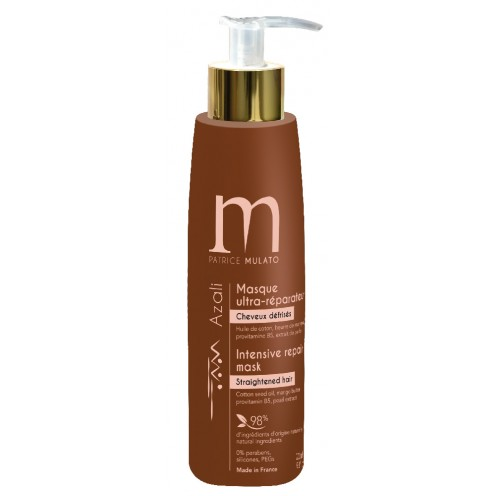 MASQUE ULTRA REPARATEUR AZALI MULATO 200 ML