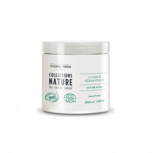 MASQUE REPARATEUR BIO NATURE BY CYCLE VITAL EUGENE PERMA 200 G