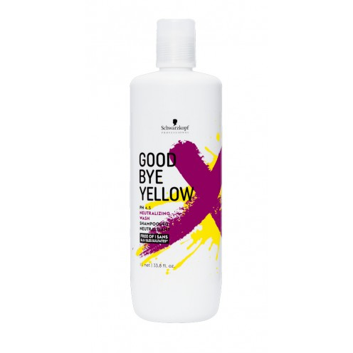 SHAMPOOING GOODBYE YELLOW 1000 ML